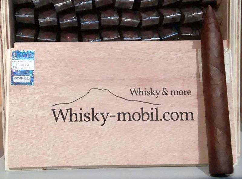 Whisky Mobil Zigarren