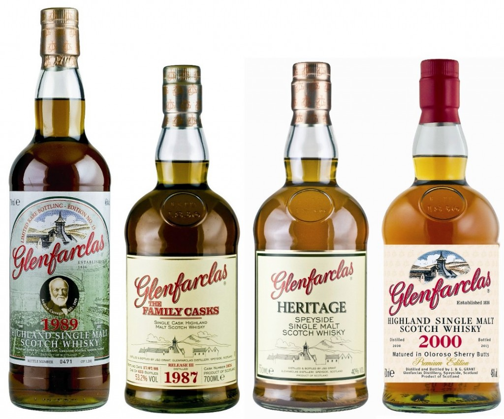 Glenfarclas Single Malt Whisky