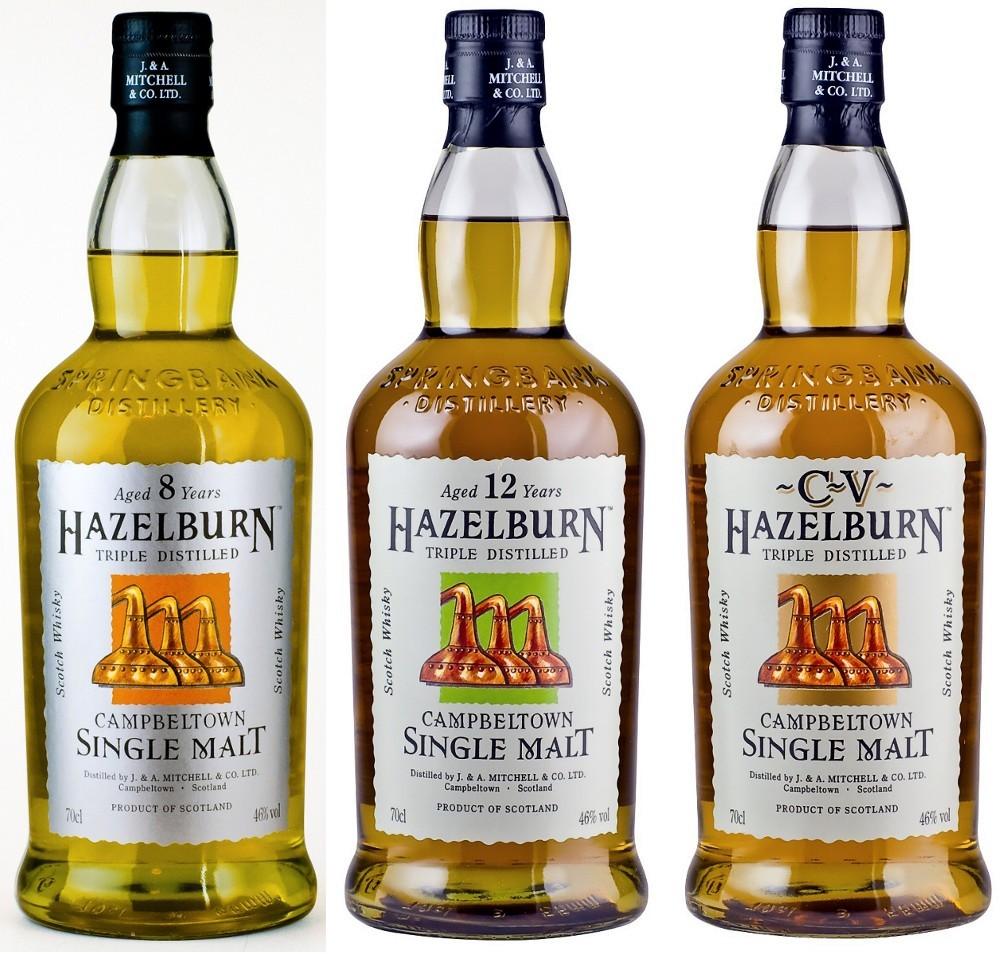 Hazelburn Whisky online