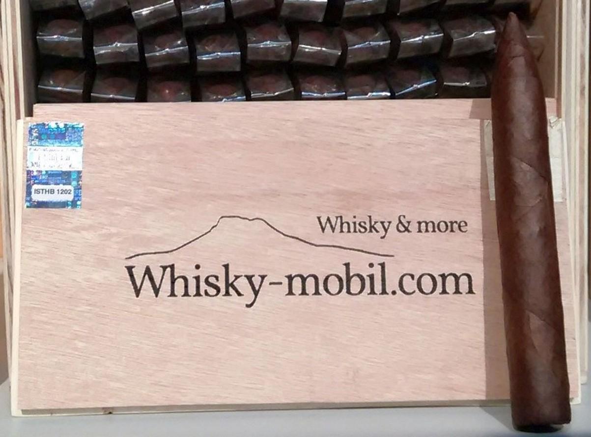 Zigarren vom Whisky Mobil