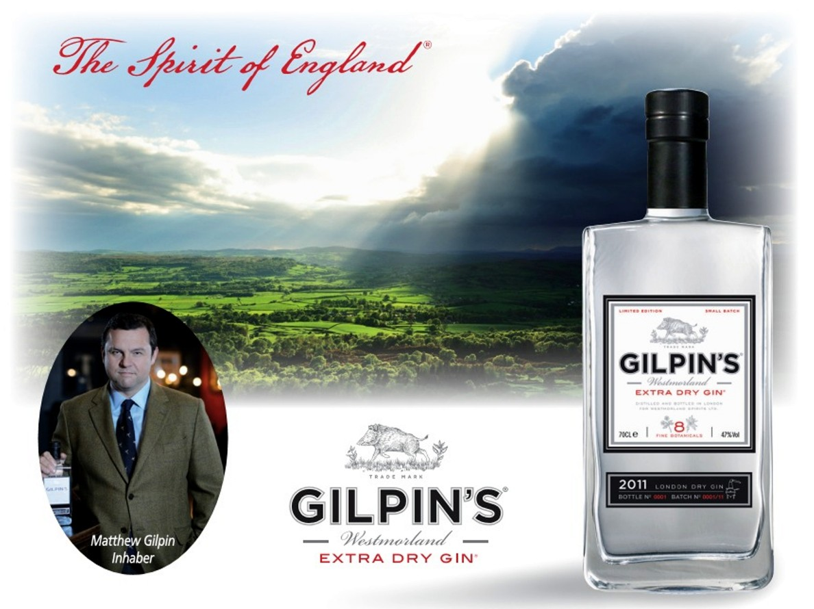 Premium London Extra Dry Gin